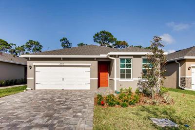 Hobe Sound Single Family Home For Sale: 5717 SE Kawana Trail