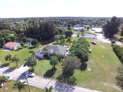Lantana Single Family Home For Sale: 2818 Northside Drive
