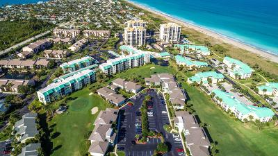 Fort Pierce Condo For Sale: 2400 S Ocean Drive #2243