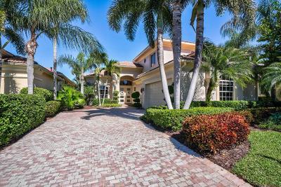 Palm Beach Gardens Single Family Home For Sale: 157 Esperanza Way