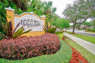 Delray Beach Single Family Home Contingent: 1431 W Bexley Park Drive