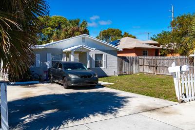 Delray Beach Multi Family Home For Sale: 112 SW 8th Avenue
