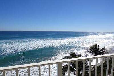 Condo For Sale: 3590 S Ocean Boulevard #603