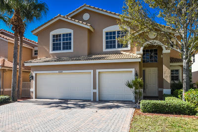 Boynton Beach Single Family Home For Sale: 12334 Colony Preserve Drive