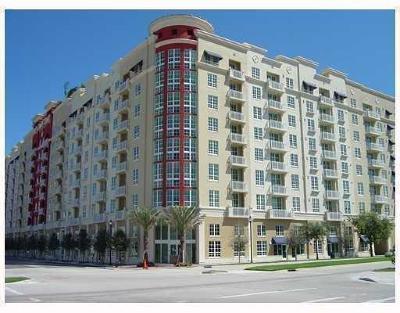 West Palm Beach Rental Leased: 410 Evernia Street #602