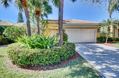 Boca Raton Single Family Home For Sale: 6673 NW 24th Terrace