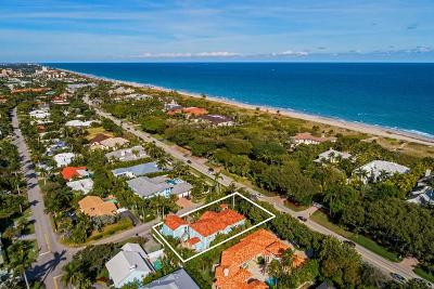 Single Family Home For Sale: 1002 S Ocean Boulevard
