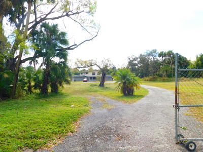 Fort Pierce FL Single Family Home Sold: $149,500