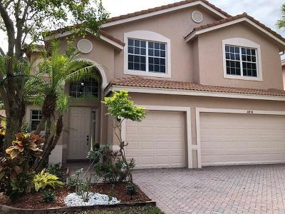 Delray Beach Single Family Home For Sale: 4814 Modern Drive