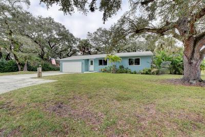 Palm Beach Gardens Single Family Home For Sale: 2705 Oak Drive