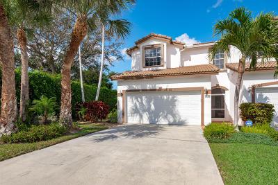 Palm Beach County Townhouse For Sale: 875 Dogwood Drive