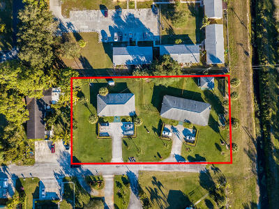 West Palm Beach Multi Family Home Contingent: 2452 Sunrise Drive