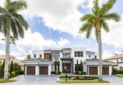 Boca Raton  Single Family Home For Sale: 7572 Fenwick Place
