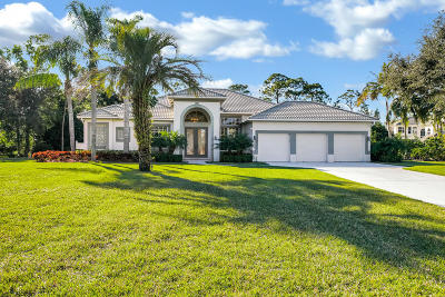 Palm Beach Gardens Single Family Home For Sale: 11651 Stonehaven Way