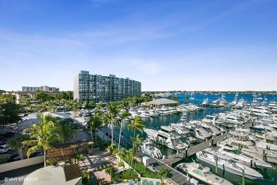 North Palm Beach Condo For Sale: 108 Lakeshore Drive #638