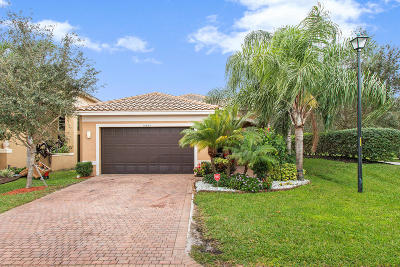 Boynton Beach Single Family Home For Sale: 10587 Cape Delabra Court