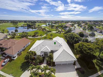 Boca Raton Single Family Home For Sale: 10435 Stonebridge Boulevard