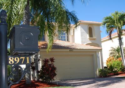 Wellington Single Family Home For Sale: 8971 Alexandra Circle