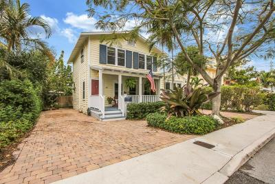 West Palm Beach Single Family Home For Sale: 309 Vallette Way