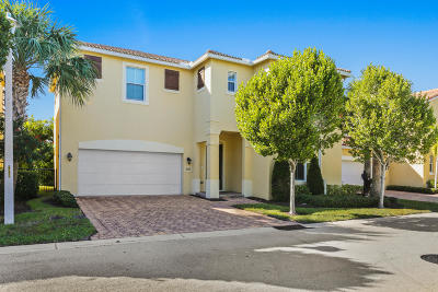 Boynton Beach Single Family Home For Sale: 3687 Wolf Run Lane
