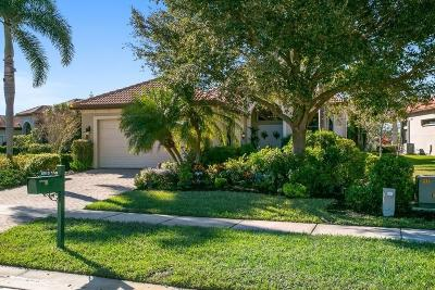 West Palm Beach Single Family Home For Sale: 6515 Sparrow Hawk Drive