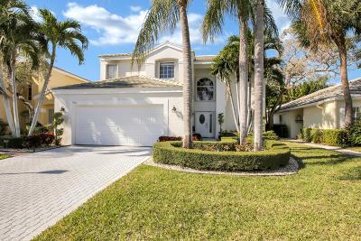Boca Raton Single Family Home For Sale: 7900 Travelers Tree Drive