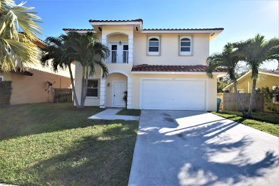 Boynton Beach Single Family Home For Sale: 420 SW 1st Avenue
