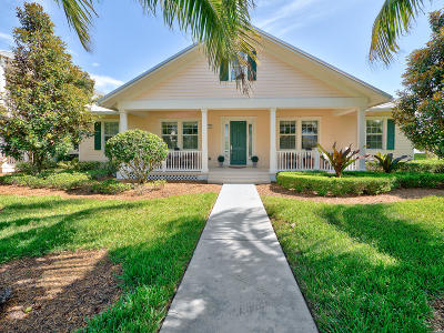 Jupiter Single Family Home For Sale: 1374 Dakota Drive