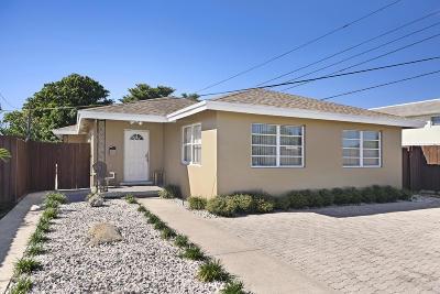 Delray Beach Multi Family Home For Sale: 1310 NE 3rd Avenue