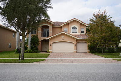 Boynton Beach Single Family Home For Sale: 11062 Misty Ridge Way