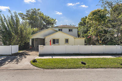 Hollywood Single Family Home Contingent: 1922 Garfield Street