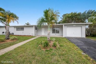 Boca Raton Single Family Home For Sale: 1190 SW 14th Street