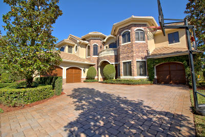 Boynton Beach Single Family Home For Sale: 8988 Stone Pier Drive