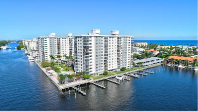 Delray Beach Condo For Sale: 220 Macfarlane Drive #401-S