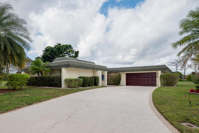 Tamarac Single Family Home For Sale: 6105 Umbrella Tree Lane