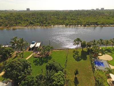 West Palm Beach Single Family Home For Sale: 14100 Paradise Point Road