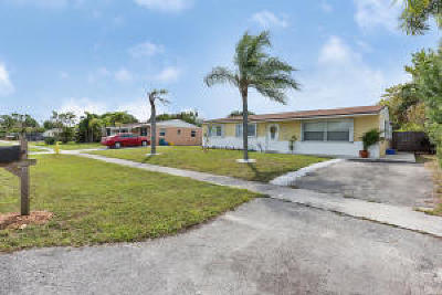 Palm Beach Gardens Single Family Home For Sale: 9397 Bellewood Street
