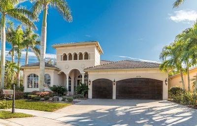 Lake Worth Single Family Home For Sale: 8774 Club Estates Way