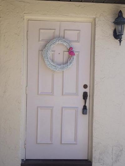Boynton Beach Single Family Home For Sale: 10054 Eaglewood Road #B