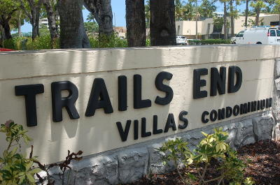 Palm Beach Gardens Condo For Sale: 10693 Military Trail #5