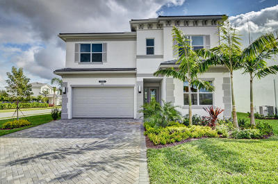 Delray Beach Single Family Home For Sale: 15234 Seaglass Terrace