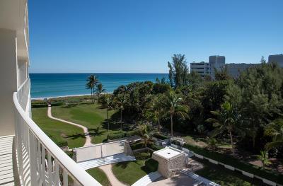 Palm Beach Condo Contingent: 2774 S Ocean Boulevard #609