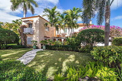 West Palm Beach Single Family Home For Sale: 223 Sunset Road