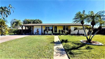 Palm Springs Single Family Home For Sale: 428 Gulfstream Road