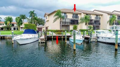 Delray Beach Condo For Sale: 210 Captains Walk #718