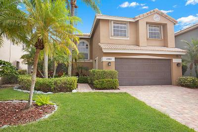 Boca Raton Single Family Home For Sale: 20304 Tierra Del Sol Court