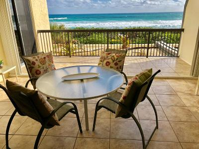 Tequesta Condo For Sale: 19670 Beach Road #A304