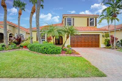 Boynton Beach Single Family Home For Sale: 4945 Gateway Gardens Drive
