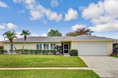 Tequesta Single Family Home For Sale: 4168 Russell Street