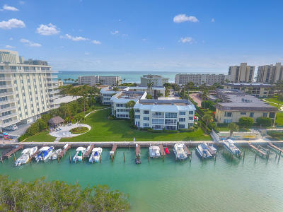 Tequesta Condo For Sale: 325 Beach Road #101